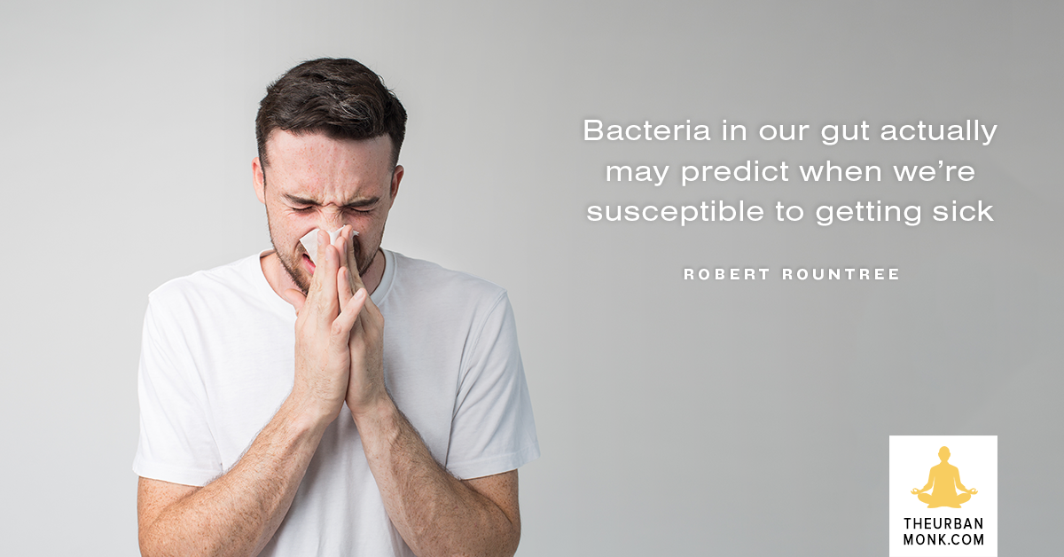 Bacteria In Our Cut May Predict When We're Getting Sick - #RobertRountree via @PedramShojai